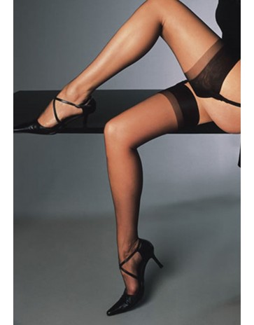 Elysees Silk Stockings by Cervin Champs