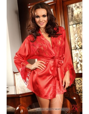 Beauty Night Prilance Red Gown