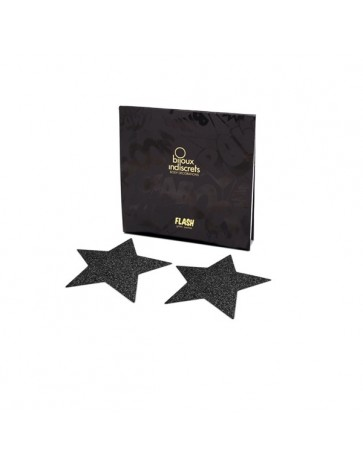 Flash Star Black by Bijoux Indiscrets