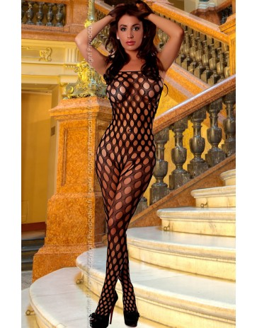 Gorgeous Black Bodystocking by Provocative