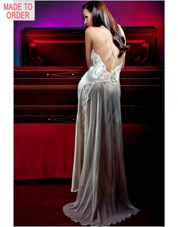 Lovely Silk Nightdress 7978 By Jane Woolrich