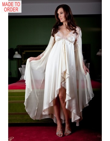 eb7596998e33 Buy dreamy silk robe by jane woolrich. Shop every store on the ...