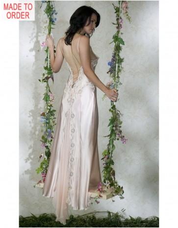 Luxury Silk Nightdress by Jane Woolrich- 3375
