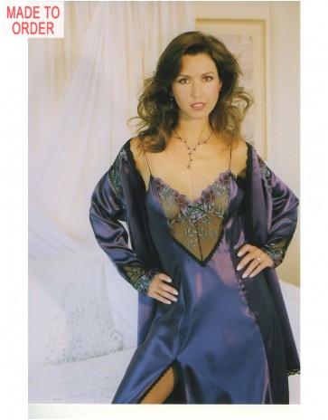 Diki Leila Silk Nightdress