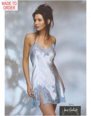 Luxury Silk Slip 2061 By Jane Woolrich