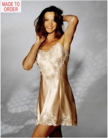 3061 Jane Woolrich Designer Silk Slip