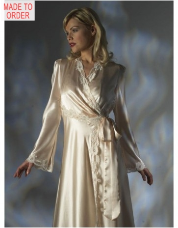 Sensual Lace Robe Made By Jane Woolrich (2682)