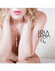 Lola Luna Montecarlo Pearl Necklace