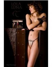 Lola Luna Seductive Pondicherry Lace Thong