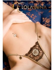 Varna Silky Golden Beige by Lola Luna