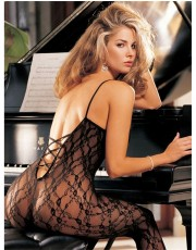 Shirley of Hollywood Lace Bodystocking 90027