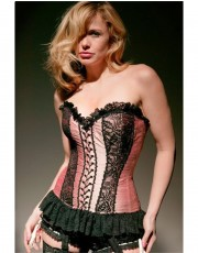 Designer Silk Corset by Jane Woolrich (C20-3)