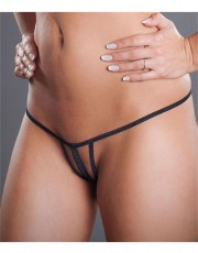 Tri-String Front G-String Panties by Fearless & Fun