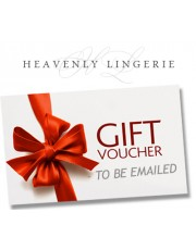 To be emailed Gift Voucher