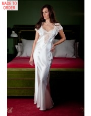 Beautiful Jane Woolrich Silk Satin Nightdress