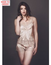 Liliana Casanova Valencay Camisole & Shorty Set