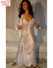 Luxury Silk Nightdress - Sienna By Diki