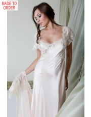 Silk Nightdress 7075 By Jane Woolrich