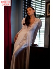 Nightdress & Robe By Jane Woolrich Designs 31713/3188