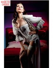 Stunning Silk Corset by Jane Woolrich