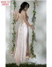 Luxury Silk Nightdress by Jane Woolrich- 3375