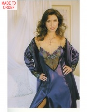Diki Leila Silk Nightdress