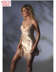 Designer Silk Slip by Jane Woolrich