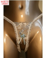 Gorgeous Diki 'My Secret Love' Crotchless G String