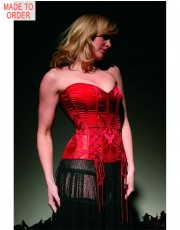 Beautiful Jane Woolrich Damask Corset